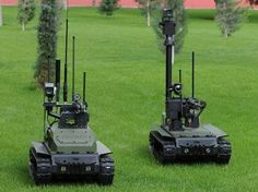ASELSAN Kaplan unmaned tactical remote control vehicle