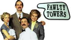 The Fawlty Towers cast  #fawltytowers