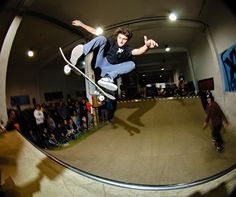 Blind Flip. Pol Catena. Photo: Gerard Riera