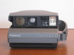 Vintage Film Tested Polaroid Spectra 2 Instant by CanemahStudios