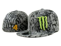 Monster Energy Casquettes M0028