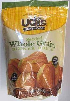Udi's Gluten Free Whole Grain Seeded Dinner Rolls, 8 Rolls Per Pack Udi's,http://www.amazon.com/dp/B00A66Q7JG/ref=cm_sw_r_pi_dp_rQjLsb0JRY3S1V9P