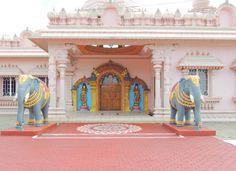 Temple Dattatreya Mandir, Trinidad Wedding Locations, Temples, Trinidad And Tobago, Spiritual, Architecture, Arquitetura, Architecture Design