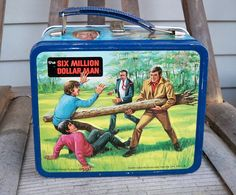 Your 1980's Retro Lunch boxes