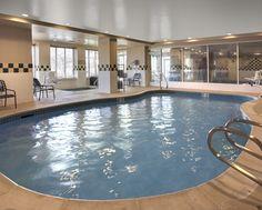 Hilton Garden Inn Denver South Park Meadows Area Hotel, CO   Indoor Pool