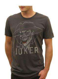 The Joker tees shirts
