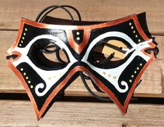Persian Warrior II Mask  Ready To Ship by BoondockStudios on Etsy, $65.00