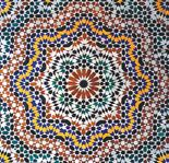 Moroccan Mosaic Design from moroccan-palace.com