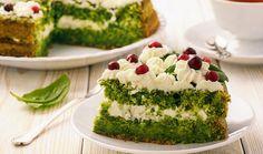 Mechový dort - Recepty.cz - On-line kuchařka Galette, Dessert Recipes, Desserts, Falafel, Avocado Toast, Nom Nom, Cheesecake, Cooking, Breakfast