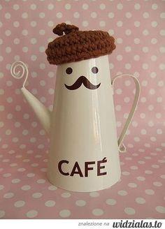 Maybe coffee ma chérie?
