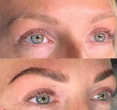 HAIRY— New Service Alert - Brow Lamination - brow lamination Brow Tinting, Brow Gel, How To Do Brows, Brow Studio, Straight Brows, Phi Brows, Feather Brows, Brow Tattoo, Brow Tutorial