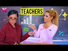 Different Types of Teachers! - YouTube