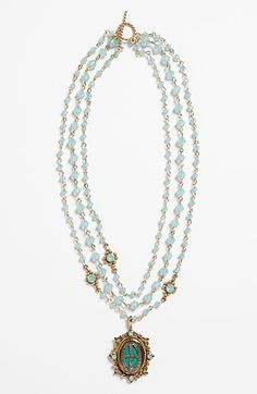 Virgins Saints & Angels 'Magdalena' Necklace (Nordstrom Exclusive) available at #Nordstrom
