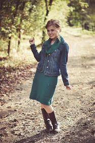 Fresh Modesty: 21st Birthday Outfit