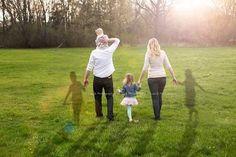 Ouders die tweeling verloren hebben eindelijk foto met volledige gezin - HLN.be