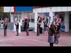 BKM Okulları 10 Kasım Atatürk'ü Anma Günü - 1 Sınıf Gösterisi - YouTube Basketball Court, Youtube, Sports, Hs Sports, Sport, Youtubers, Youtube Movies