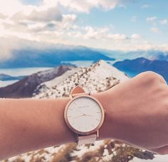 The Fifth Watches on Location w/ lola.photography in New Zealand. The Fifth Watches // Minimal meets classic design: www.thefifthwatches.com