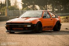 Dan will drift : Photo