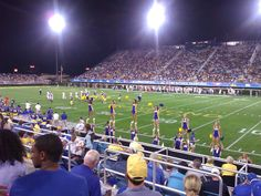 Newark, DE - Univ. of Delaware Opening Game, Fall, 2012