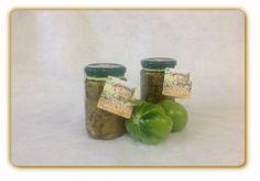 Pomodori verdi in olio extravergine 314 g