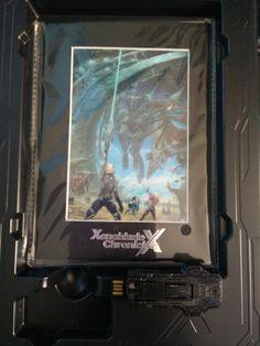 Xenoblade Chronicles X Lithograph