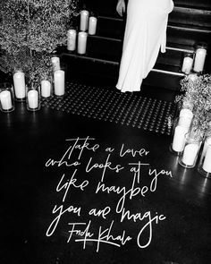 "Wedding modern - ( ""it can only be described as magic ✨ we've been hanging to share this one with you, so many…"" Wedding Signs, Our Wedding, Dream Wedding, Wedding After Party, Wedding Quotes, Summer Wedding, Wedding Reception, Wedding Goals, Wedding Planning"