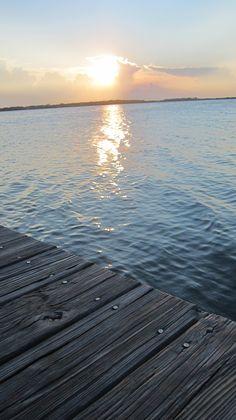 Sunset New Smyrna Beach, FL