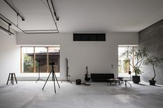 House for a Photographer – Minimalissimo