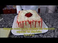 Como Fazer Um Bolo de 5 kg - Curso de Bolos - YouTube
