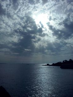Il bellissimo mare di Portoscuso!