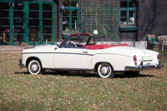 1960 Mercedes-Benz 220 SE Cabriolet #mbhess #mbclassic