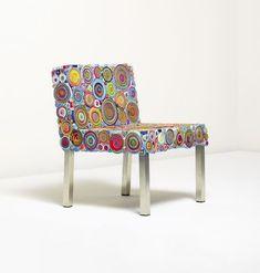 'Sonia Diniz' chair by Fernando and Humberto Campana