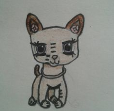 Steel the cat by Saxie3toes.deviantart.com on @DeviantArt