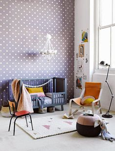 Tips for Decorating an Eclectic Kidsroom
