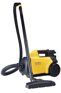 Enjoy exclusive for Eureka Mighty Mite Corded Canister Vacuum Cleaner, Yellow, Pet, (Renewed) online - Prettyclothingstyle Canister Vacuum Reviews, Best Canister Vacuum, Best Small Vacuum, Best Vacuum, Vacuum Cleaners, Vacuum For Hardwood Floors, Commercial Vacuum, Cheap Vacuum