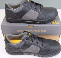 best authentic b9964 a628e Wide Keen Utility Men Destin Low Steel Toe Work Shoe Black US 10.5 EU 44 UK  9.5  eBay