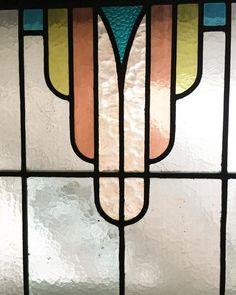 "Charlotte Féquet on Instagram: ""Vitraux parisiens. #paris #vitraux #architectureinterieure #design #interiordesign #artdeco #vitrail"" Art Nouveau Architecture, Interior Architecture, Neri And Hu, Salon Art, Deco Originale, Paris Art, Bathroom Renos, Windows And Doors, Installation Art"