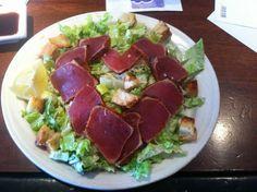 Seared Ahi Tuna Love Salad