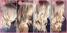 <3 Hair Length Secrets <3 Once I started using this in my daily routine, I was SO happy with the results! <3