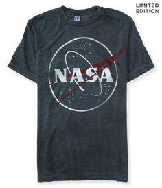 throwback NASA tshirt from Aeropostale