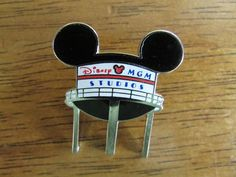Disney Pin from Mouse Ears Tower from Disney MGM Studios