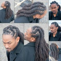 We all know I'm addicted to lists by now. Blogging is about sharing. So the first thing that pops into my head the minute I stumble upon something is, I HAVE to share this with my readers! Being on an attempt at a natural journey, it's no wonder that I have considered dreadlocks as a