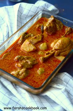 Tried and tested recipes Curry Recipes, Seafood Recipes, Indian Food Recipes, Asian Recipes, Cooking Recipes, Veg Recipes, Malaysian Cuisine, Malaysian Food, Malaysian Recipes