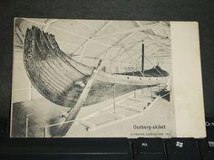OSEBERG, NORWAY VIKING Ship Naval Cover 1913