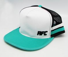 This is one of the sweetest snapback trucker hats i've come across. I'm proud our design team for this one.