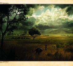 The Art of The Jungle Book - Daily Art, Movie Art