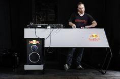 #DJ #Desk