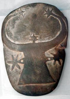 Star and Cow Goddess were associated very early in Egypt