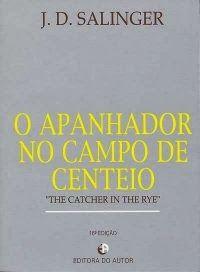 Bebendo Livros: O Apanhador no Campo de Centeio - J. D. Salinger