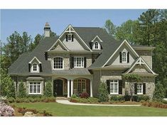french country house plan with 4478 square feet and 5 bedrooms from dream home source